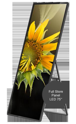 Full Store Panel - LED 75